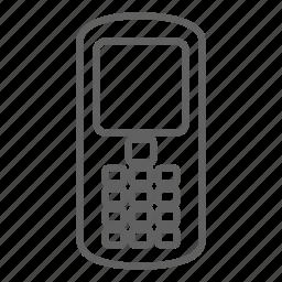 cell, mobi icon