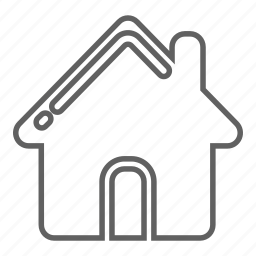 business, city, company, financial, home, house, office, rent icon