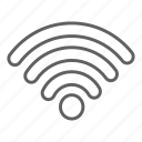 connect, rss, upload, wifi icon