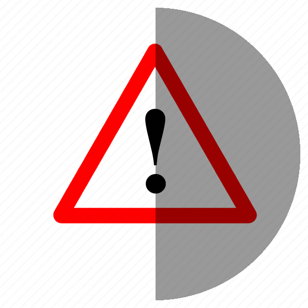 alarm, alert, atencao, attention, caution, clock, danger, error, exclamation, problem, time, warning, watch icon