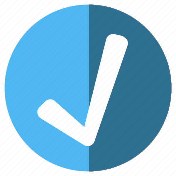 accept, check, checkmark, document, good, oakey, ok, pass, report, success, tick, valid, yes icon