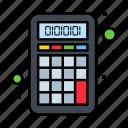 accounting, calculator, education, math