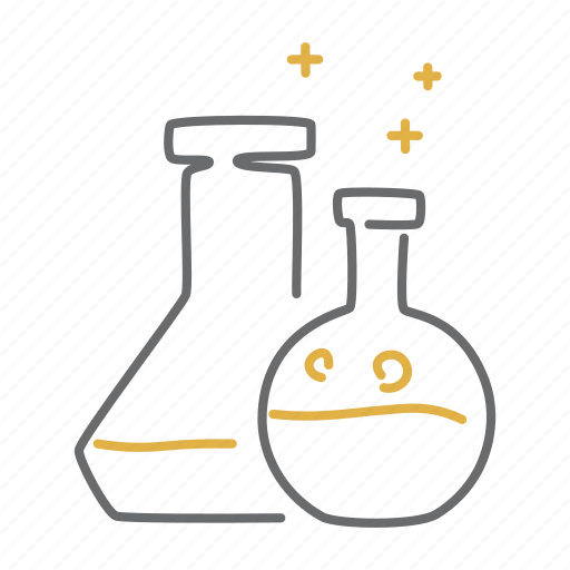 chemical, chemistry, experiment, flask, lab, laboratory icon