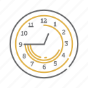 clock, school, stopwatch, time, timer icon
