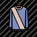 feature, jumper, pastel, stripe, sweater