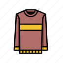 jumper, sweater icon