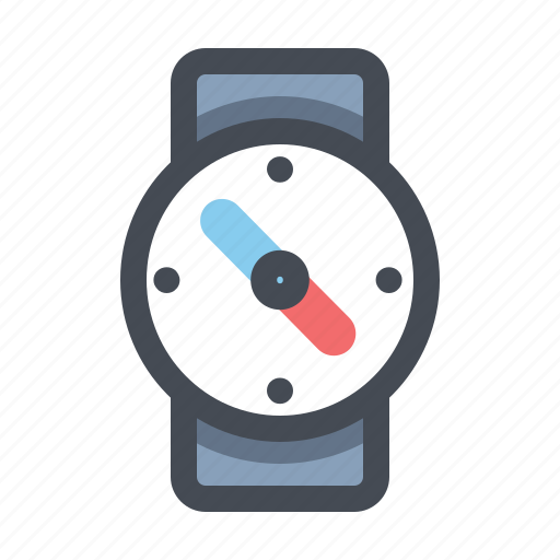 compass, direction, hiking, location, navigation, travel, vacation icon