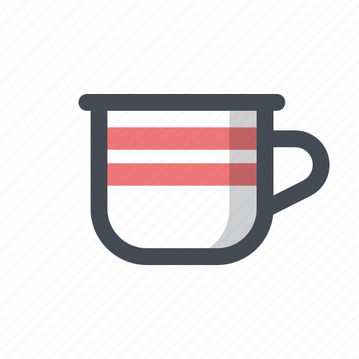 a cup of coffee, adventure, coffee, cup, hiking, hot, tea icon