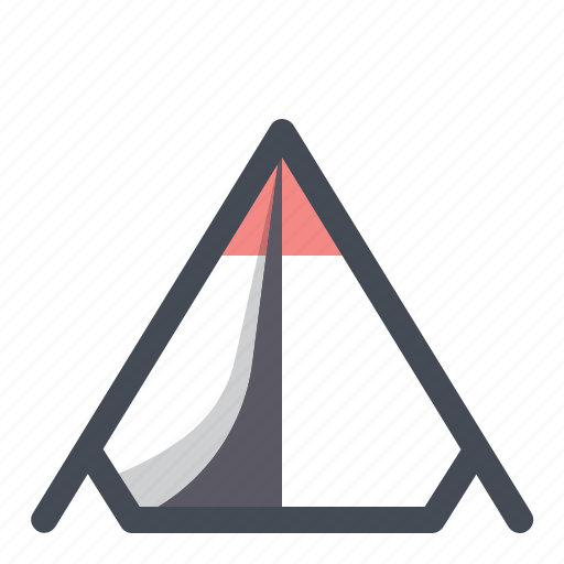 camp, campfire, camping, hiking, outdoor, survival, tent icon