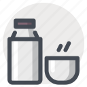 bottle, camping, cup, drink, hot, hot water, thermos icon