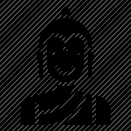 Avatar, buddha, god, hindu, india, tale icon - Download on Iconfinder