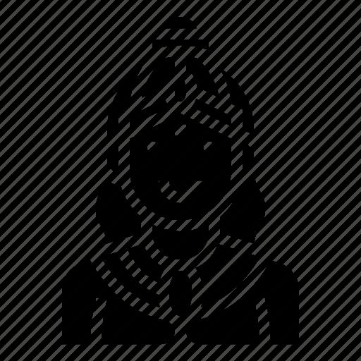 avatar, chandra, devil, god, hindu, india, tale icon