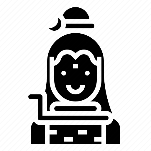 avatar, god, hindu, india, shiva, tale icon
