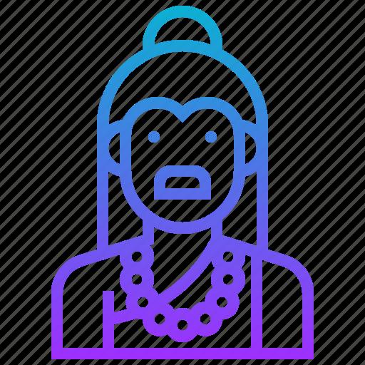avatar, god, guru, hindu, india, tale, thursday icon