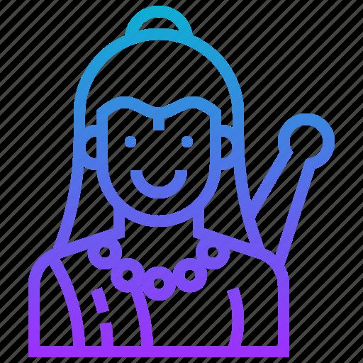 avatar, god, hindu, india, indra, tale icon