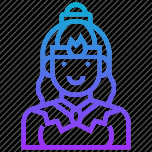 avatar, god, hindu, india, narayana, tale icon