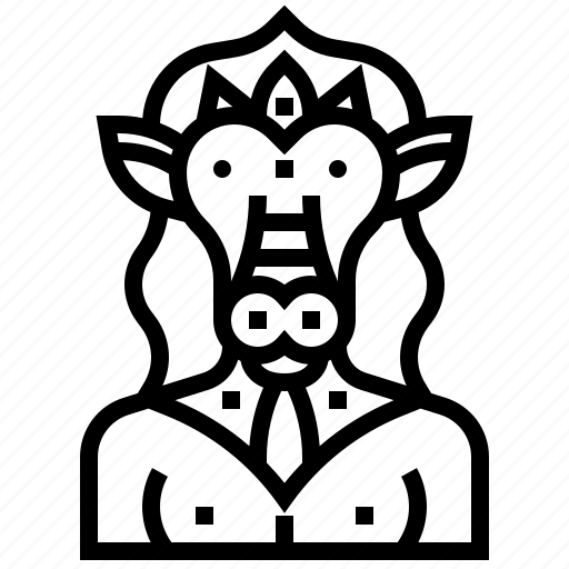 avatar, baraja, god, hindu, india, tale icon