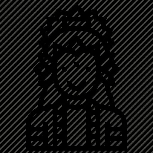 avatar, god, hindu, india, mother, parvati, tale icon
