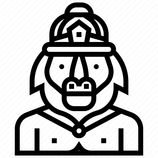 avatar, god, hindu, india, narasimha, tale icon