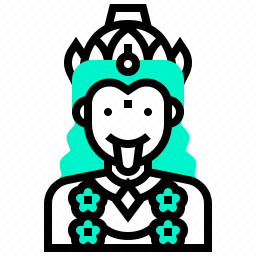 avatar, god, hindu, india, kali, tale icon