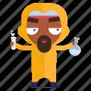 chemicals, emoji, emoticon, hiphop, man, sticker
