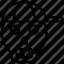 dj, hiphop rapper, musician, rapper, rapper avatar icon