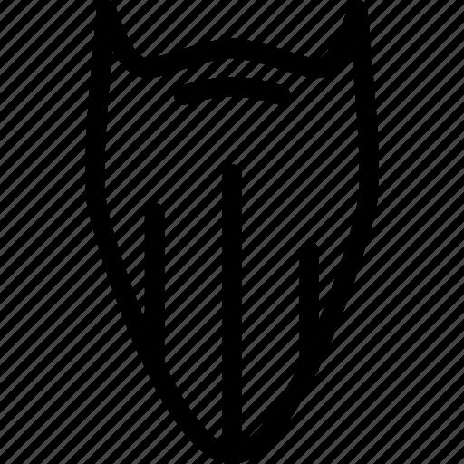 avatar, beard, face, man, trimmer icon