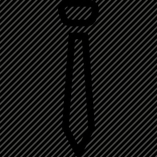 businessman, necktie, people, person, tie icon