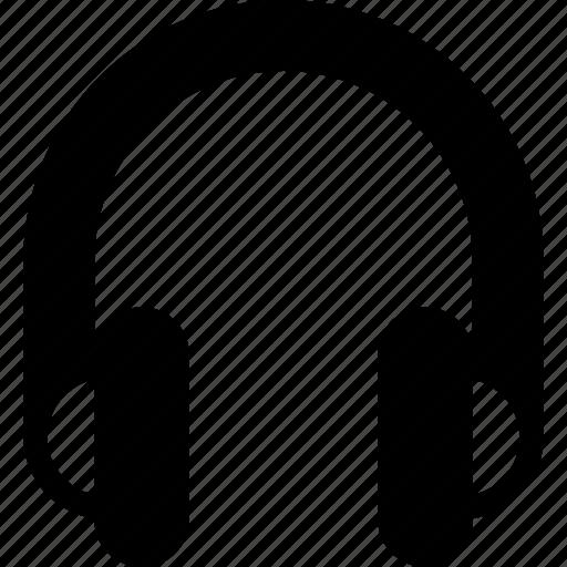 headset, instrument, music, player, sound icon