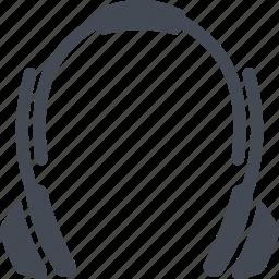 audio, headphones, hipster, music icon