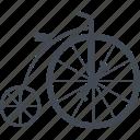 hipster, bike, bicycle, transport