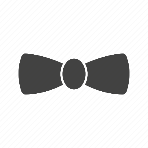 bow, business, color, fashion, hair, tie, wear icon