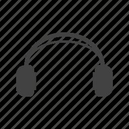 audio, earphones, headphone, headphones, music, technology icon