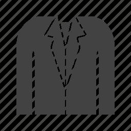 business, businessman, fashion, man, men, suit, tie icon