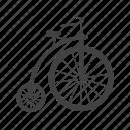 bicycle, bike, chain, gear, race, sport, wheel icon