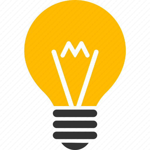 electric bulb, genius, idea, illuminated, light bulb, shiny, thinking icon