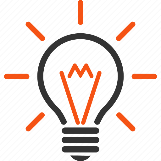 electric, electric bulb, electricity, energy, lamp, light, power icon