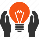 development, electric, electrician, electricity, energy, lamp, power icon