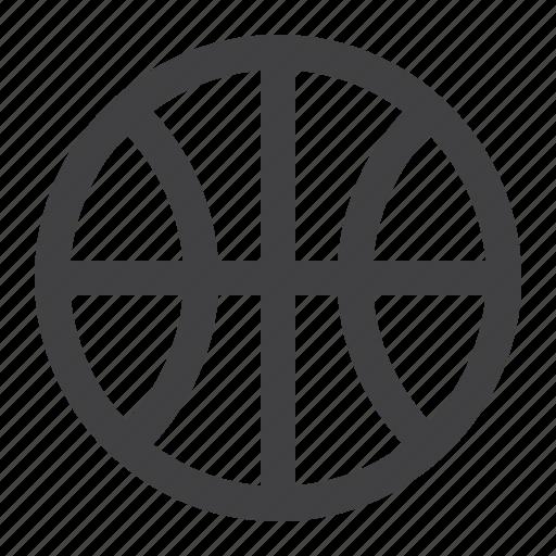 Ball Basket Hobby Icon