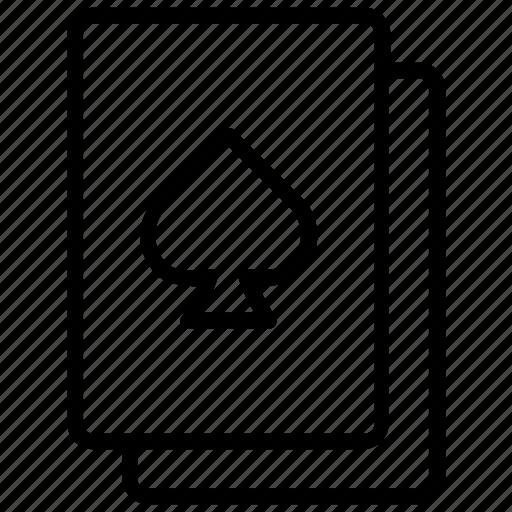Blackjack, card game, game, hobby, poker icon - Download on Iconfinder