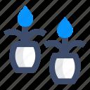 garden, gardening icon