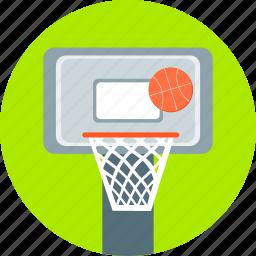 ball, basket, basketball, game, play, player, sports icon