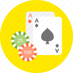 casino, gambling, play, player, plying cards, poker icon