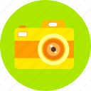 camera, photo, photography, photos, pictures, play, video icon