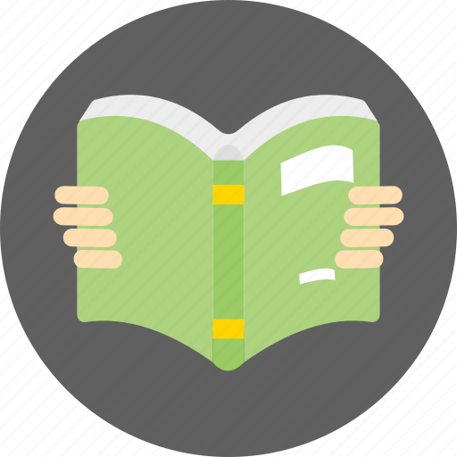 book, education, knowledge, learning, reading, student, study icon
