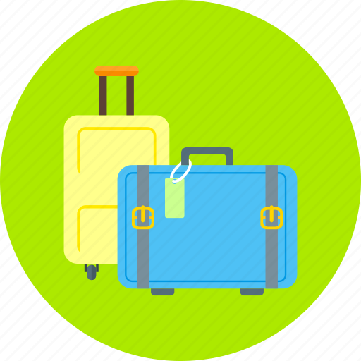 holiday, transportation, travel, travelling, truck, vacation icon