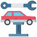 activities, car, hobbies, maintenance, mechanic, pastime icon