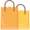 activities, bags, hobbies, pastime, shopping icon