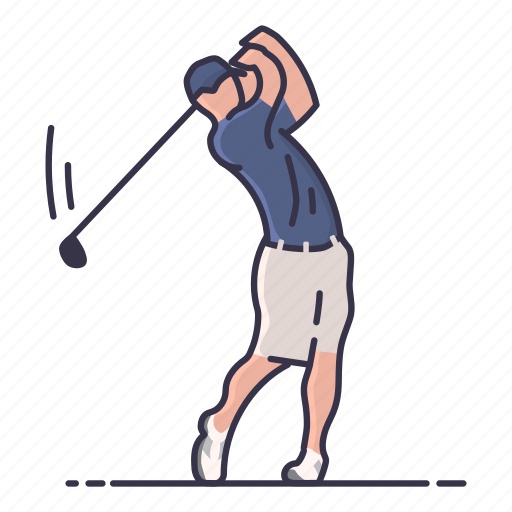 activity, classes, game, golf, hobbies, learning, leisure icon
