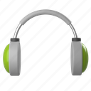 support, media, headphone, sound, audio, music, volume